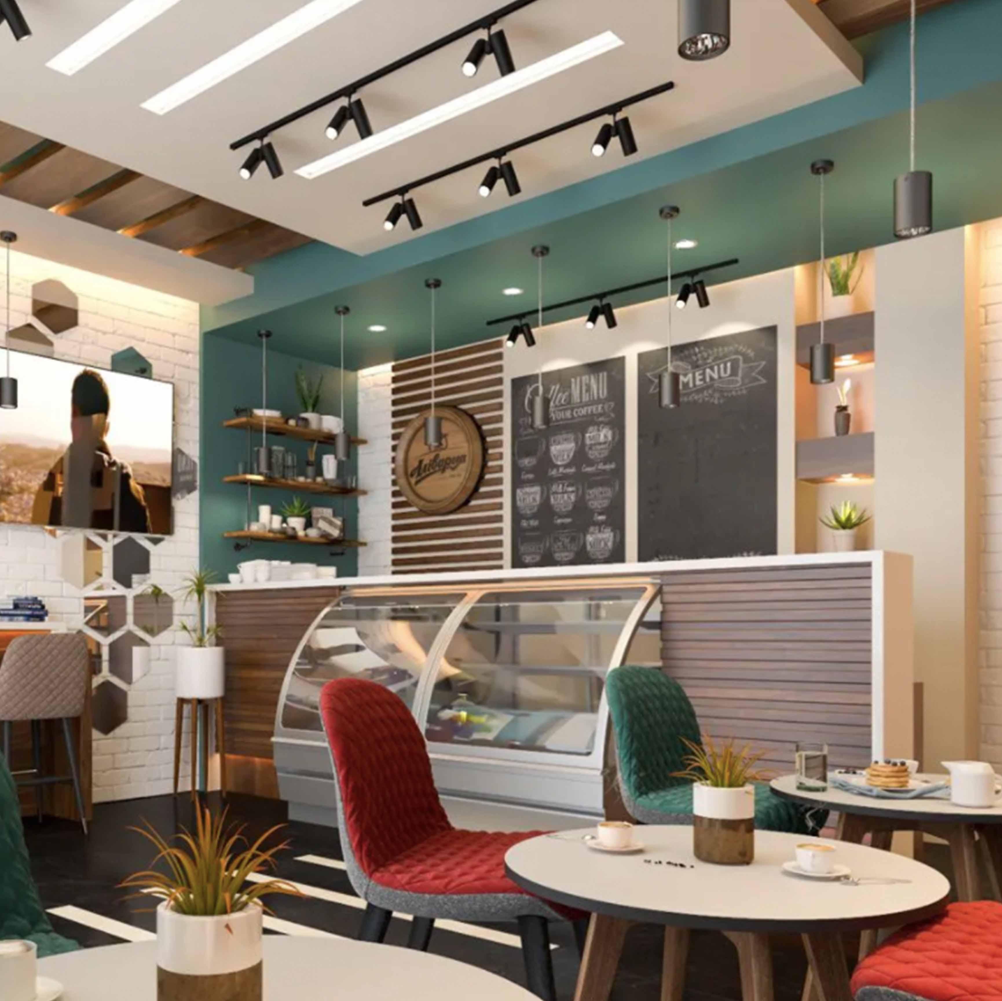 Các yếu tố tạo nên thiết kế nội thất quán cafe đẹp
