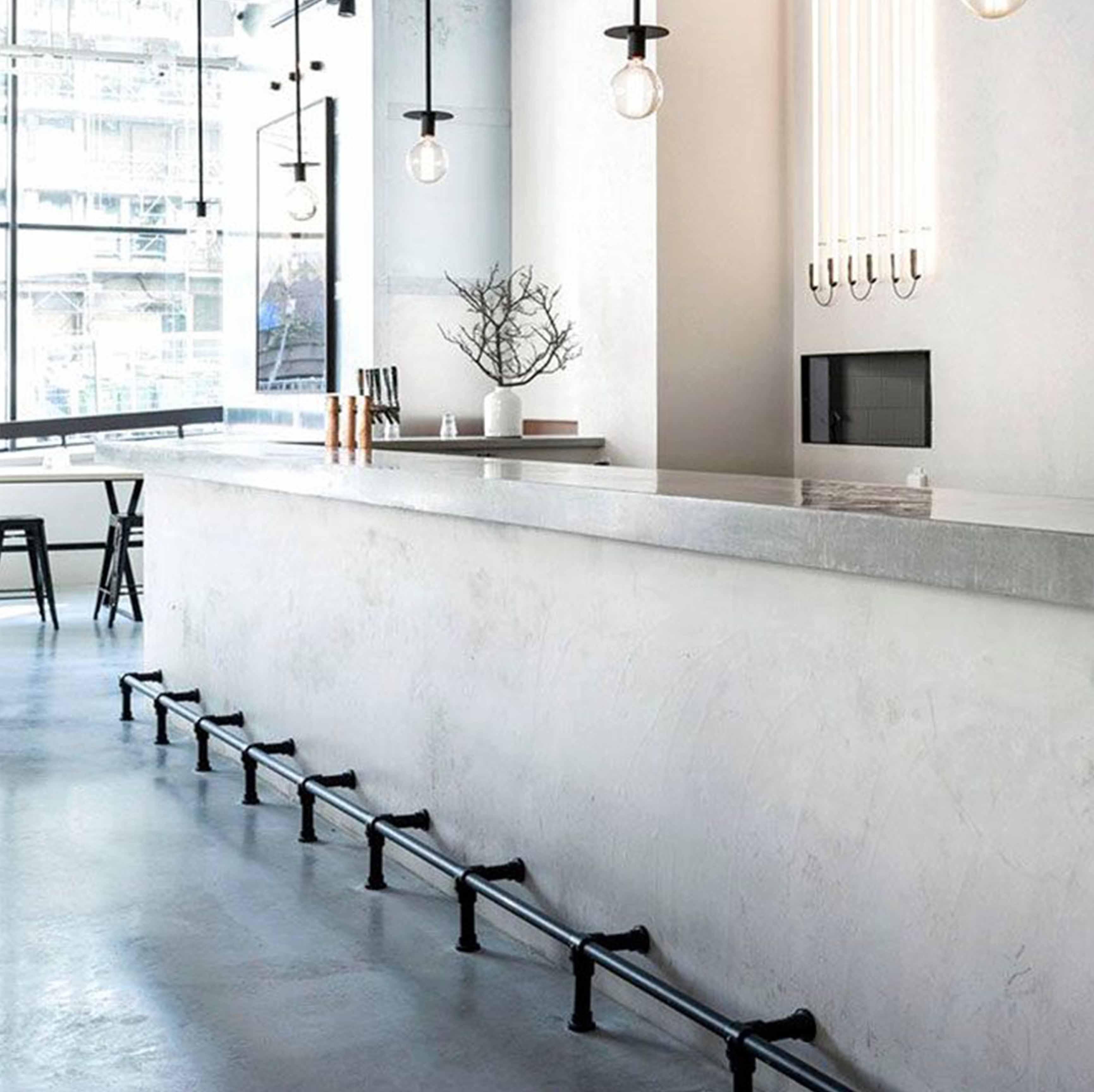Thiết kế nội thất và 15 mẫu quán cafe đẹp mê hồn
